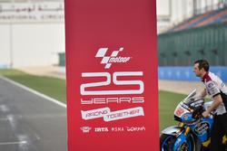 Das Bike von Team Marc VDS