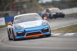 #64 Team TGM Porsche Cayman GT4: Дед Джьованіс, Девід Маррі