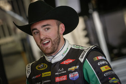 Austin Dillon, Richard Childress Racing Chevrolet, il polesitter
