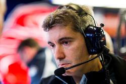 Xevi Pujolar, race engineer Scuderia Toro Rosso