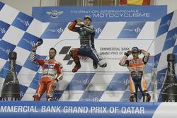 Подіум: Хорхе Лоренсо, Movistar Yamaha MotoGP, Yamaha