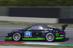 #45 Artthea Sport, Porsche 991 GT America: Klaus Werner, Nanna Götsche, Martin Götsche
