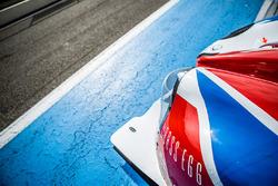 #9 Graff Racing Ligier JS P3 - Nissan: Ерік Трує, Поль Петі, Ензо Гіббер