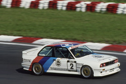 Маркус Острайх, Team Zakspeed, BMW M3