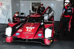 #12 Rebellion Racing, Rebellion R-One AER: Nicolas Prost, Nick Heidfeld, Nelson Piquet Jr.