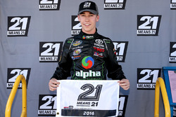 Ganador de la pole Ben Rhodes, ThorSport Racing Toyota