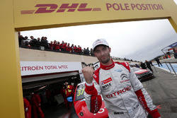 Ganador de la pole José María López, Citroën World Touring Car Team, Citroën C-Elysée WTCC