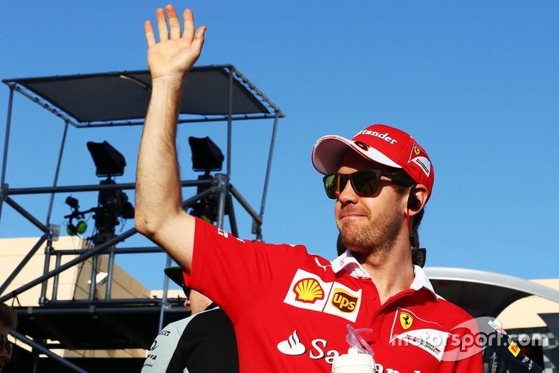 10 - Sebastian Vettel (ALE)