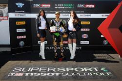 Polesitter Kenan Sofuoglu, Puccetti Racing Kawasaki
