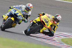 Dominique Aegerter, Alex Rins, Paginas Amarillas HP 40