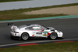 #17 KÜS TEAM75 Bernhard, Porsche 911 GT3 R: David Jahn,  Chris van der Drift