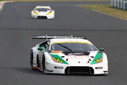 #87 JLOC Lamborghini GT3: Shinya Hosokawa, Kimiya Sato