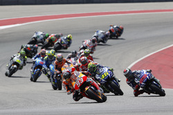 Marc Marquez, Repsol Honda Team, Honda leads