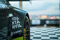 Деталь машины Aston Martin V8 Vantage GTE Challenger