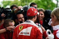 Себастьян Феттель, Ferrari со СМИ