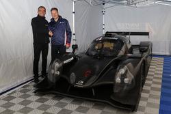 Richard Dean y Christophe Profit