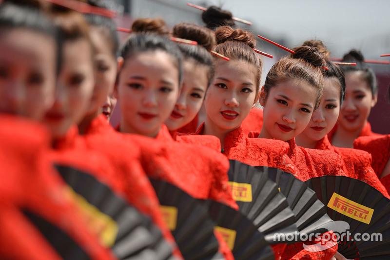 Гран При Китая. Ф1