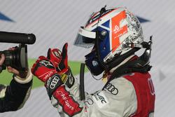 Marcel Fassler, Audi Sport Team celebrates