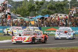 Mariano Werner, Werner Competicion Ford, Martin Ponte, Nero53 Racing Dodge