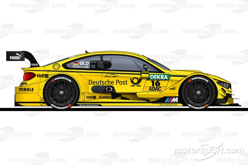 #16: Timo Glock, RMG-BMW