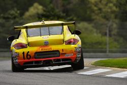 #16 John Allen Racing Porsche Cayman: John Allen
