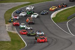 Friday GTS race