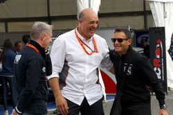 Luca Rangoni, Top Run Motorsport; Jamie Puig, SEAT Motorsport, Gianni Morbidelli, West Coast Racing