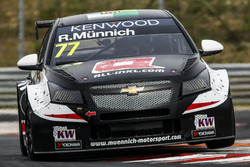 Рене Мюнних, All-Inkl Motorsport, Chevrolet RML Cruze TC1