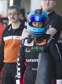 Doreen Seidel, RYS Team Pankl, KTM X-BOW GTR