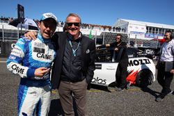 Thomas Biaggi et Marcello Lotti, CEO TCR International