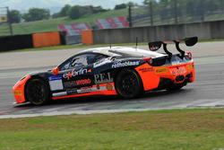 #161 Ineco - MP Racing Ferrari 458: Thomas Gostner