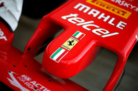 Ferrari SF16-H nose detail