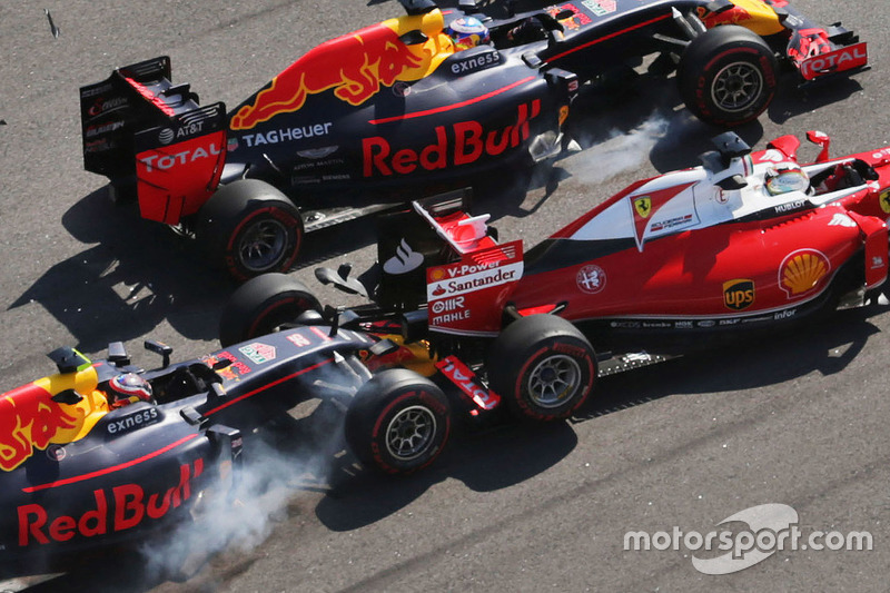 2016 - Grand Prix von Russland: Sebastian Vettel, Scuderia Ferrari SF16-T