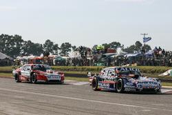 Emanuel Moriatis, Alifraco Sport Ford, Jose Manuel Urcera, Las Toscas Racing Chevrolet