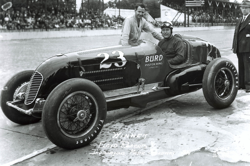 1938 - Floyd Roberts, Wetteroth