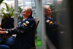 Helmut Marko, Red Bull Racing, Berater