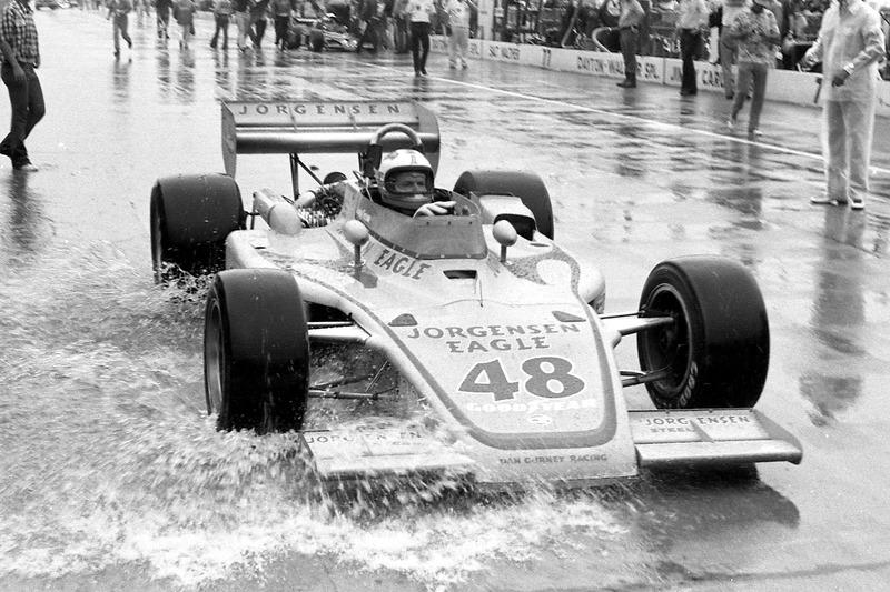 1975 - Bobby Unser, Eagle/Offy