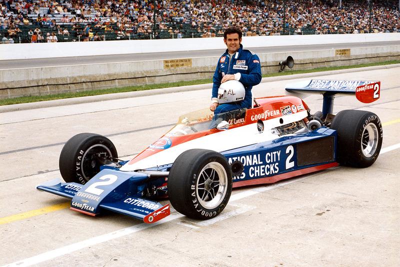 1978 - Al Unser, Lola/Cosworth
