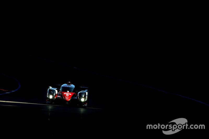 8. #5 Toyota Racing Toyota TS050 Hybrid: Anthony Davidson, Sébastien Buemi, Kazuki Nakajima