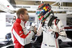 Andreas Seidl, Principal, Brendon Hartley, Porsche Team