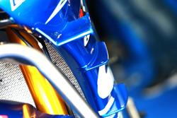 Suzuki winglets