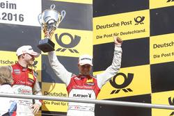 Podium: 3. Nico Müller, Audi Sport Team Abt Sportsline, Audi RS 5 DTM