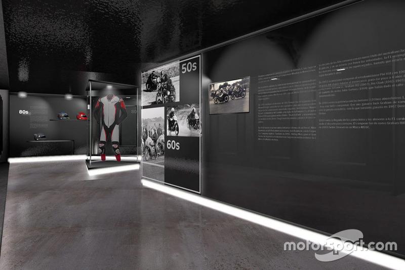 Representación del Museo