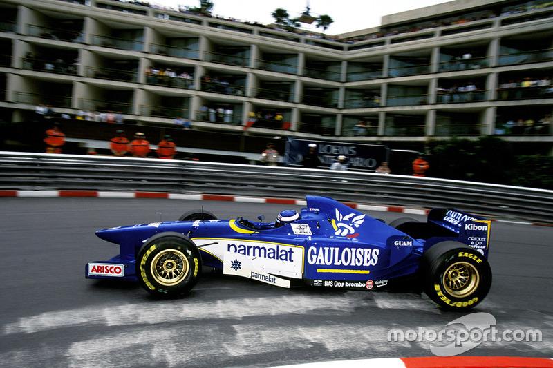 Оливье Панис, Ligier, 1996 год