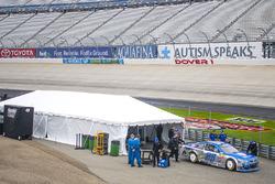 Dale Earnhardt Jr., Hendrick Motorsports Chevrolet  esce dalle verifiche