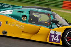 #14 Murphy Prototypes Ginetta - Nissan: Баррі Бакстер , Алекс Кападіа