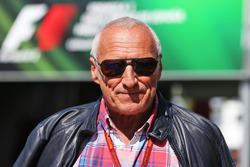 Dietrich Mateschitz, CEO Red Bull