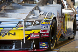 Greg Biffle's car gets inspected