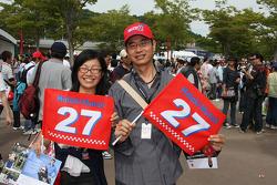 Fans of Hideki Mutoh