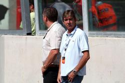 Julian Bailey on the grid